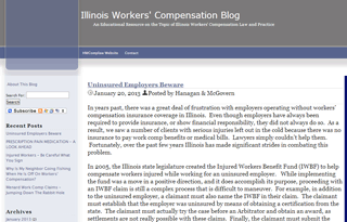 Illinois Workers Compensation Blog