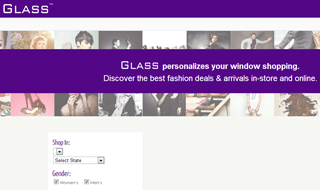 Glass - Discover clothing, accessories & shoes, in-store & online