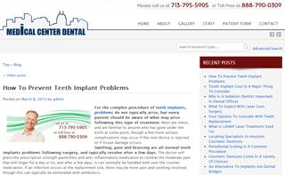 Ingenious Dentistry