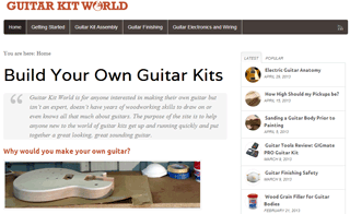 Guitar Kit World