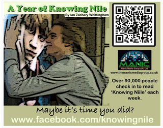 Knowing Nile (London Uncut ) UKs No1 Blog