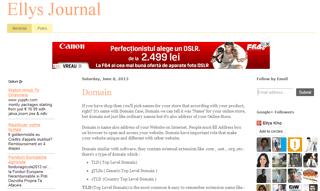 Ellys Journal