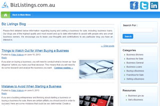 Biz Listings Blog