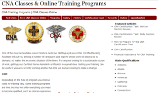 CNA Classes & Online Training Programs