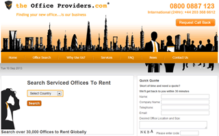 The Office Rentals Provider