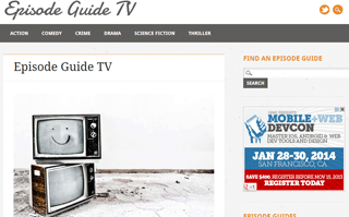 Episode Guide TV