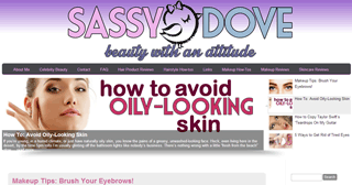 Sassy Dove | Makeup Reviews & Beauty How-Tos