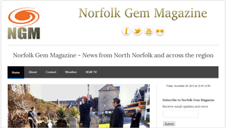 Norfolk Gem Magazine