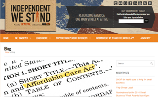 Independent We Stand | Buy Local Blog