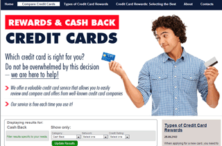 Find the best credit card rewards for your financial situation!