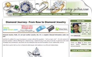 Diamond Jewelry Pedia