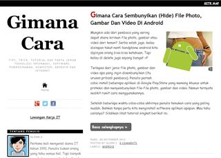 GimanaCara.COM