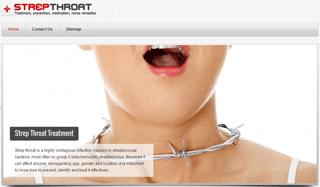 How to treat the strep throat - StrepthroatSecrets.Com