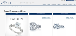 Moyer Fine Jewelers | Tacori Engagement Rings