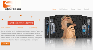 ShaverList | Best Electric Shaver