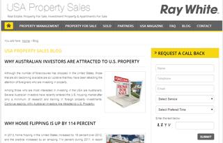 Ray White USA Blog