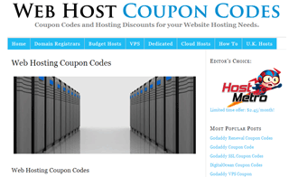 Web Hosting Coupon Codes