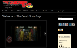 The Comic Book Guys