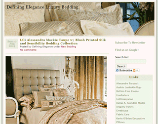 DefiningElegance.com Luxury Home Goods