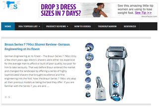 ShaverStudio | Best Electric Shaver