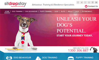 Sit Drop Stay Dog Trainers Blog