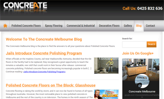 Concrete Flooring Blog