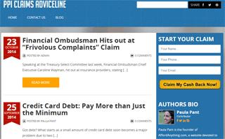 PPI Claims Adviceline Blog