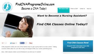FindCNAProgramsOnline.com