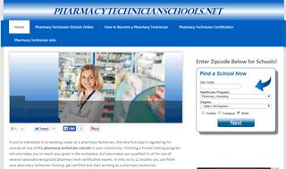 PharmacyTechnician-Schools.net