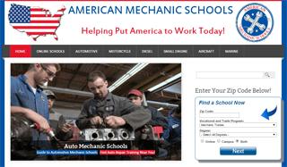 AmericanMechanicSchools.com