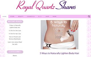 Royal Quartz Shares