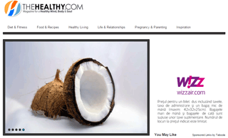 TheHealthy.com - The Magazine For A Healthy Mind, Body and Soul
