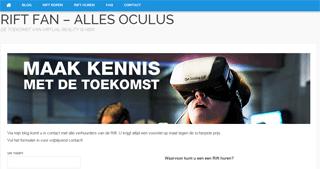 Oculus Rift huren