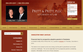 Pritt & Pritt Family Law Blog