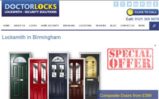 Locksmith in Birmingham