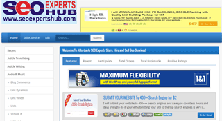 Seo Experts Hub - Search Engine Optimization and Social Media Marketing