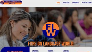 Foreign Language World