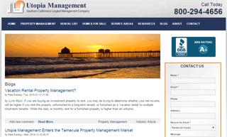 Utopia Management