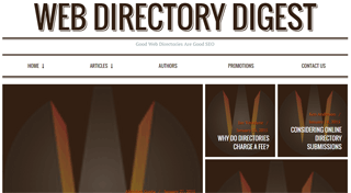 Web Directory Digest