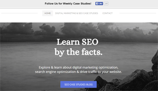 DIGITAL MARKETING & SEO CASE STUDIES BLOG