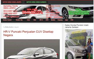 Dealer Mobil Honda Terbaru