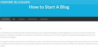 Inspire Blogger