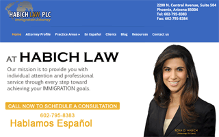 Habich Law Blog
