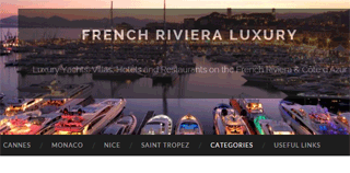 French Riviera Luxury