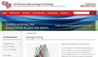 Ed Bristol Advertising & Printing