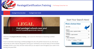 ParalegalCertification.Training