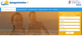 Spiaggesalentine.it - Case Vacanze Salento