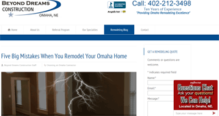 Omaha Remodeling Ideas and Tips