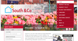 South & Co