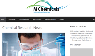 Research Chemical News
